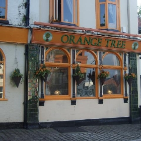Orange Tree, Altrincham, Cheshire - Adam B.