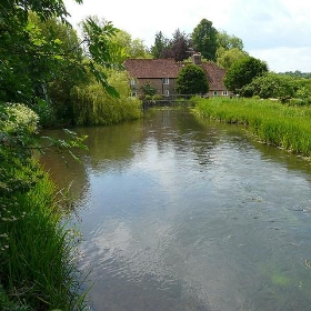 River Test, Hampshire - Mike Cattell