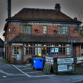 The Southampton Arms, Andover, UK - Mike Cattell