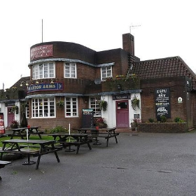 The Anton Arms, Andover, Hampshire - Mike Cattell