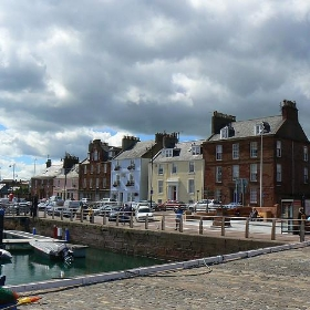 Harbour Front Buildings - Nick Bramhall