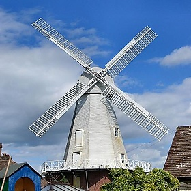 CIMG3596 Willesbourgh Windmill, Ashford, Kent - Tim Sheerman-Chase