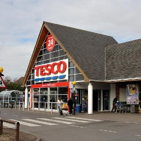 Tesco at Ashford - Maxwell Hamilton