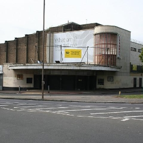 Well Hall Odeon Cinema.  Eltham, South East London - Jon's pics