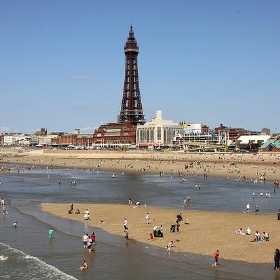 Blackpool Tower - Ingy The Wingy
