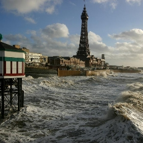 Blackpool Tower - digypho