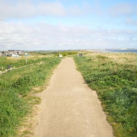 Dunes Path - KarlOnSea