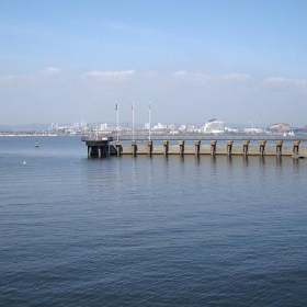Cardiff Bay From the Barrage - joncandy