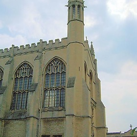The Chapel, Cheltenham College, Gloucestershire. - Jim Linwood