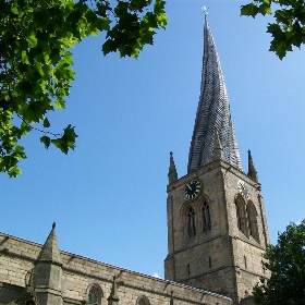 Chesterfield - The Crooked Spire - PeterXIII