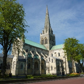 Chichester cathedral - Martoneofmany