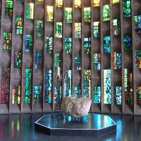 Baptistry, Coventry Cathedral - stevecadman