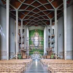 Coventry Cathedral - stevecadman