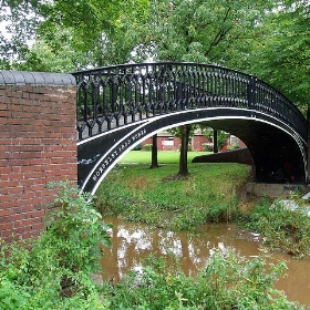 Coventry's River: Holyhead Road to Spon End: Vignoles Bridge. Meadow Street. - amandabhslater