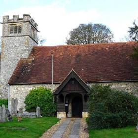 St Mary's Parish Church, Crawley, Hampshire - Mike Cattell