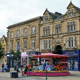 Market Place, Dewsbury - Tim Green aka atoach