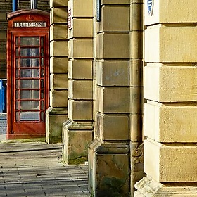 Pillars and Phonebox - Tim Green aka atoach
