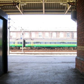 doncaster train station (II) - Ghostboy
