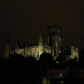 Durham Cathedral by night - p22earl