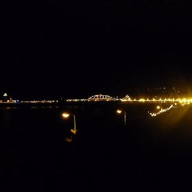 Eastbourne at Night - dogsbodyorg