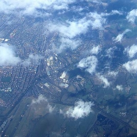Eastleigh From Above - foilman