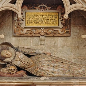 Dorothea Doderidge at Exeter Cathedral - richard.heeks