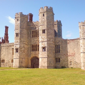 Titchfield Abbey, Hampshire - J D Mack