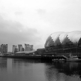 The Sage Gateshead - Terry Wha