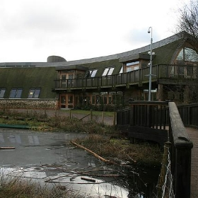Visitor Centre Shorne Country Park - L2F1