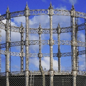 Gasometer, Barrack Road, Great Yarmouth, Norfolk - mira66