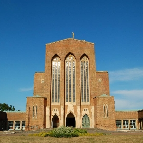 Guildford Cathedral - squelchey
