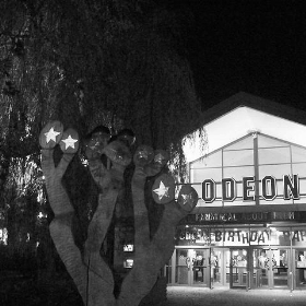Guildford Odeon - Secret Pilgrim