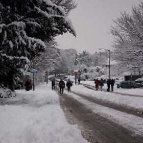 Snowy Guildford - m0dlx