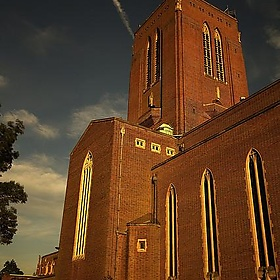 Guildford Cathedral #2 - Richard Cocks