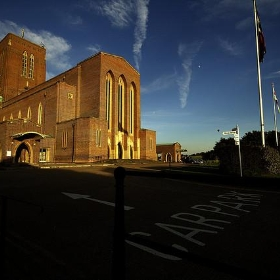 Guildford Cathedral #5 - Richard Cocks
