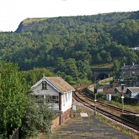 Beacon Hill from Halifax Station - Tim Green aka atoach