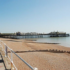 Hastings Pier - Shane Global Language Centres