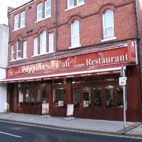 Poppins Restaurant Havant - The Local People Photo Archive