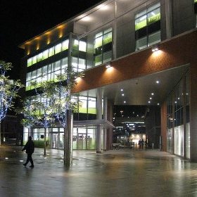 Public Space in High Wycombe - nickgraywfu