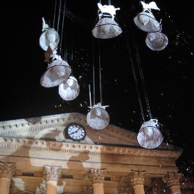 Huddersfield Light festival 2010 - Theater Tol - Corazon de Angeles - somewhereintheworldtoday