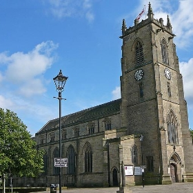 St Andrew, Keighley - Tim Green aka atoach
