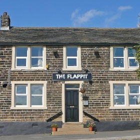 The Flappit, Keighley - Tim Green aka atoach