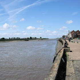 The River Great Ouse, King's Lynn, Norfolk. - Jim Linwood