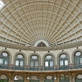 Corn Exchange, Leeds - Tim Green aka atoach