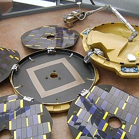 Beagle 2 at the Space Centre - Leicester - gavinandrewstewart