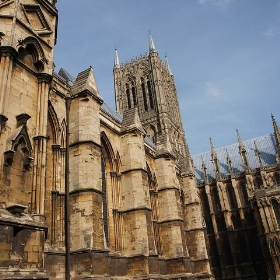 Lincoln, England - Nigel's Europe