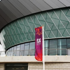Liverpool Echo Arena - Eric The Fish (2010)