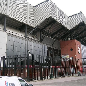 Liverpool's Football Ground, Anfield - Gene Hunt