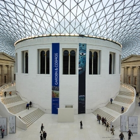 British Museum Hall (London) - GViciano [Coming back]