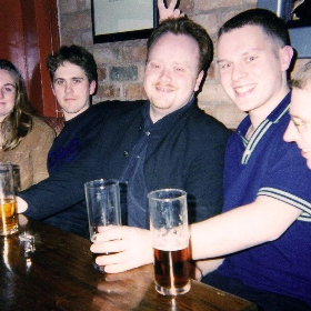 Block reunion 1999 – Loughborough Student's Union - Mean Mr Mustard
